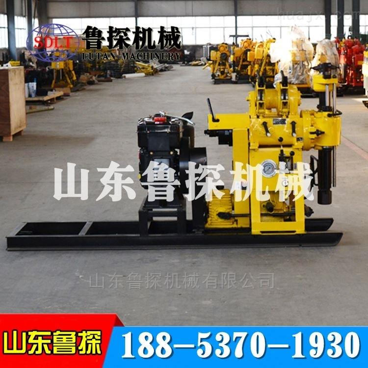 液压水井钻机HZ-130Y强劲动力