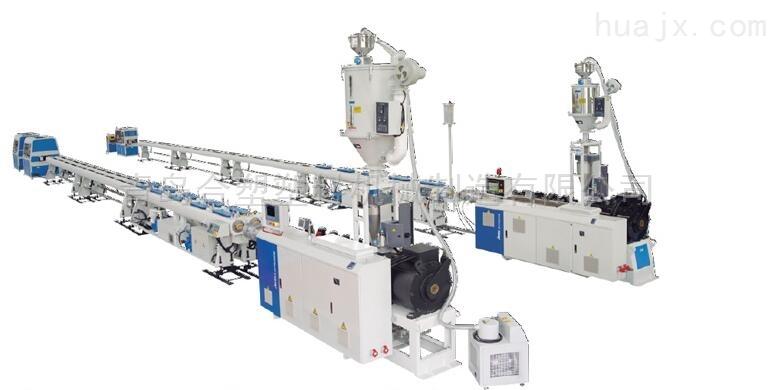 合塑ppr/pp/pert塑料管生产线
