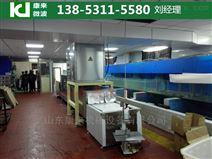 冻肉解冻烘干设备,微波冻肉微波解冻机器