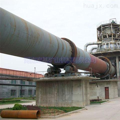 石灰石煅烧窑在冶金工业中有哪些用途