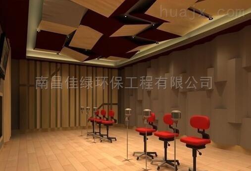 南昌录音室声学设计,江西录音棚声学装修