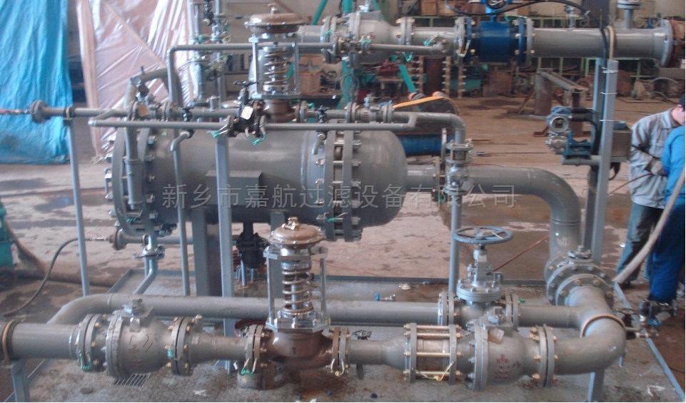 旋流油水分离器创新