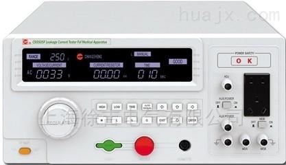 2675FX-1/26沈阳医用泄漏电流测试仪