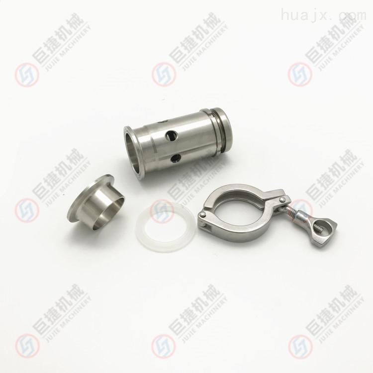 不锈钢快装排气阀 罐顶专用排压阀