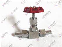 不锈钢J23W针型阀 对焊截止阀