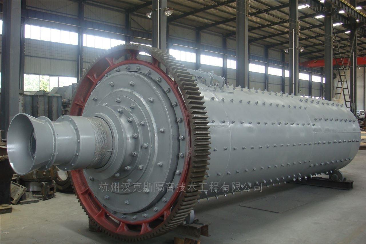 火电厂球磨机噪声治理措施
