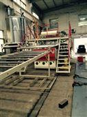 先进技术PVC地板生产线设备