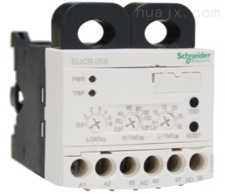 施耐德(原韩国三和)EUCR欠电流继电器