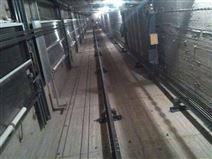 电梯井道无机纤维喷涂