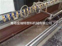 PVC/PE生态木塑型材生产线