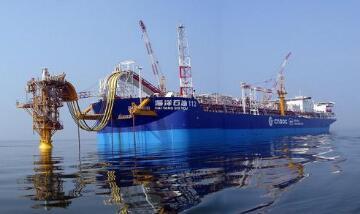 我国首次实施35万吨级浮式生产储卸油装置干拖远洋运输