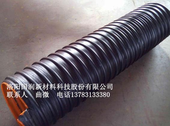 怀化HDPE排污用钢带波纹管