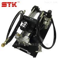 氮气增压机 便携式氮气充装 STK深圳思特克