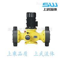 GB-S型机械隔膜式计量泵