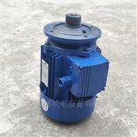 清华中研紫光MS7112三相异步电机