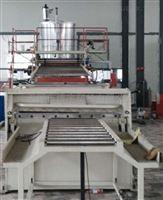 PVC石塑地板机械新技术