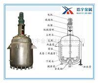 反应设备 纯钛及钛钢复合反应釜 TA2