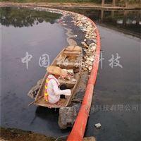 塑料拦污浮漂 柏泰浮筒水面拦污河道拦截