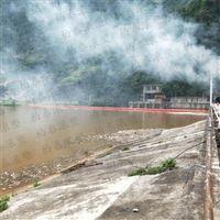 甘南合作市水电站拦污塑料浮筒生产厂家