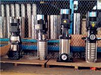 直流高压水泵电动管道泵QDL空调排水泵厂家