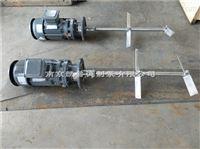 南京混凝池JBJ型二层、三层立式浆式搅拌机